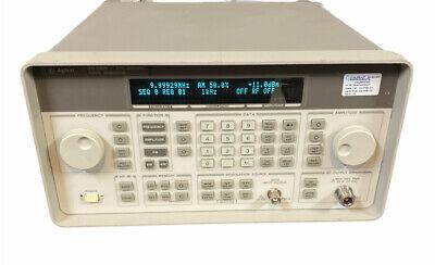 Hp-agilent 8648b 9 Khz-2000 Khz Signal Generator