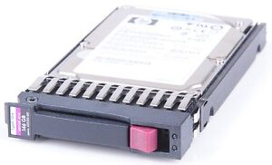 HP-146-GB-10k-SAS-2-5-Hot-Swap-Disco-rigido-per-ProLiant-Server-432320-001