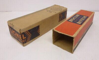 "BX Lionel Prewar 616E Flying Yankee ""O"" Gauge Diesel #2 - Empty Box"