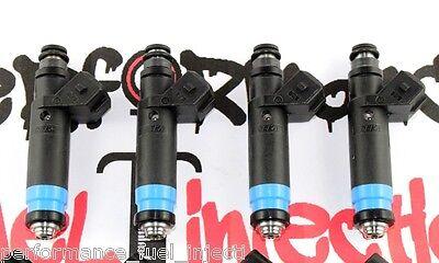 4 - 850cc DEKA Fuel injectors 4G63 DSM Mitsubishi EVO 1-9 Eclipse Eagle Talon