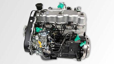 Engine Mitusubishi 4D56/Hyundai D4BH 2.5 Td (8 Valves) Valves Encased