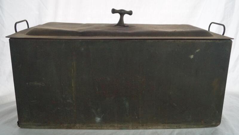 Vintage Antique The Rochester Steam Sterilizer Metal