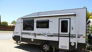 Family Caravan Hire Triple Bunk Canning Vale Canning Area Preview