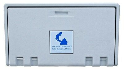 Allied Hand Dryer Private Label Baby Changing Station White Granite Ahd100-05