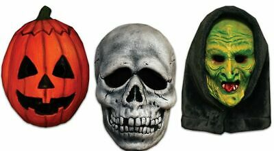 Halloween III Season Of The Witch Mask Set by Trick Or Treat Studios](The Halloween Masks)