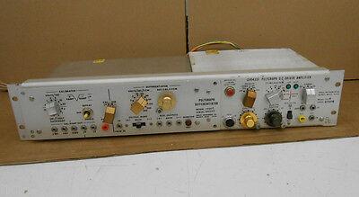 Grass Instruments Polygraph D.c. Driver Amplifier 7dag Polygraph Differenator