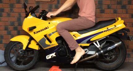 Kawasaki Motorbike Gosnells Gosnells Area Preview