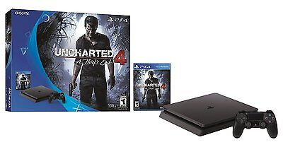 $283.16 - Sony Uncharted 4: A Thief's End PlayStation 4 Bundle