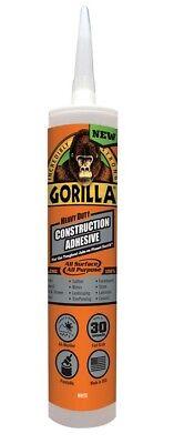 Gorilla Glue 8010003 Heavy Duty Construction Adhesive 9 Oz