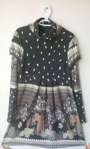 long sweater dress - only $20