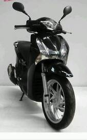 Honda SH 125 2014 model *** BREAKING ***