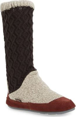 ACORN SLOUCH BOOT SLIPPERS MD NEW IN BOX](Slouch Slippers)