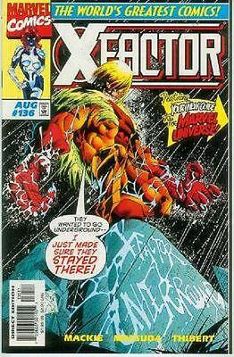 X-Factor # 136 (USA, 1997)