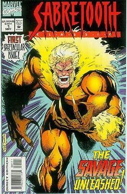 Sabretooth Classics # 1  (USA, 1994)