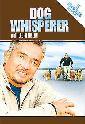 Dog Whisperer with Cesar Millan: Stories from Cesars Way (DVD, 2006) BRAND NEW!