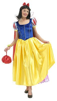 Rub - Disney Damen Kostüm Schneewittchen - Damen Schneewittchen Kostüm Deluxe