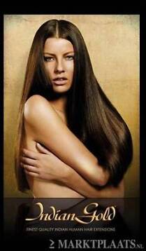 Webwinkel Indian Gold Hair extensions/ haarverlenging