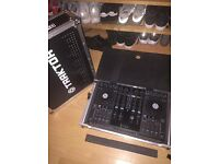 Traktor S4 w/ Flight case and software license