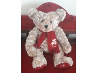 "Harrods teddy bear 1999. 13"" Excellent condition. 18th birrhday. Can deliver."