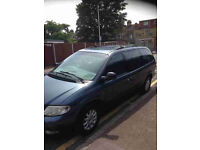 CHRYSLER GRAND VOYAGER 3.3 BI FUEL / LPG - 7 SEATER FULLY LOADED - ELECTRIC DOORS - X2 DVD SCREENS -