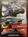Cars Disney drag racing XRS Jackson Storm
