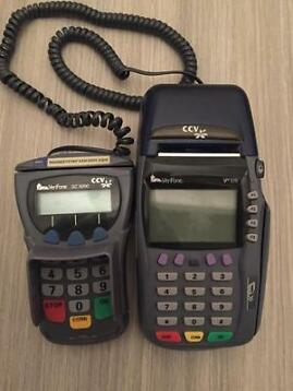 Tweedehands Pin Automaat Verifone CCV Vx570 en CS5000 (<24U)