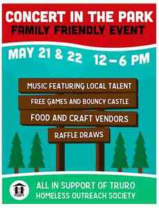 Concert in the Park: Family Fun Event