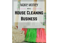 Make money with Cleaning Services | Start Now | Only £360