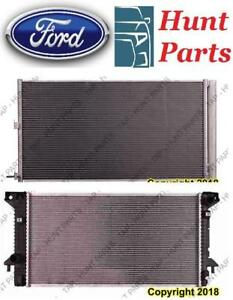 All Ford AC compressor Condenser Radiator Support Fan Cooling Compresseur AC Condenseur Radiateur Support Ventilateur