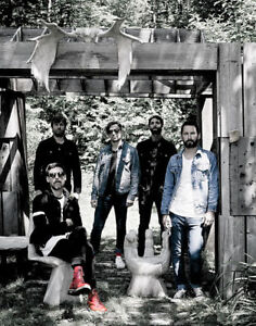 Sam Roberts ! 2 tickets available 25 a piece