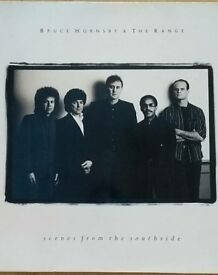 Scenes from the southside by bruce hornsby andthe range vinyl