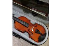 Violin 1/10 size for kids
