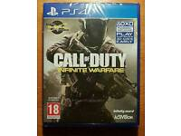 BN AND SEALED CALL OF DUTY INFINITE WARFARE