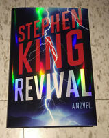 Stephen King - Revival (english / anglais) - Brand New / Neuf !!
