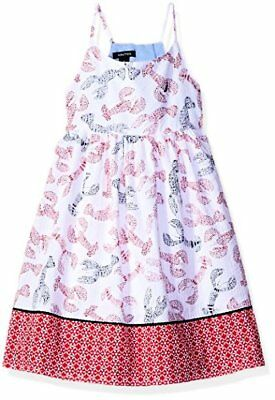Nautica Childrens Apparel Toddler Girls Spaghetti Strap Fashion Dress