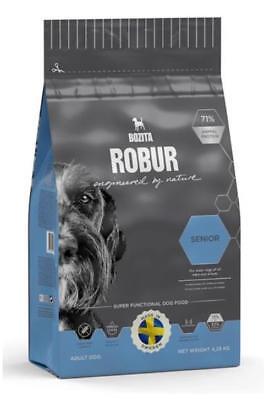 Bozita Robur Senior 4,25kg weizenfreies Futter für ältere Hunde
