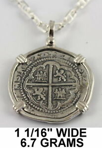 ATOCHA-GALLEON-SPANISH-SHIPWRECK-SILVER-COIN-KEY-WEST-FLORIDA-TREASURE-COIN