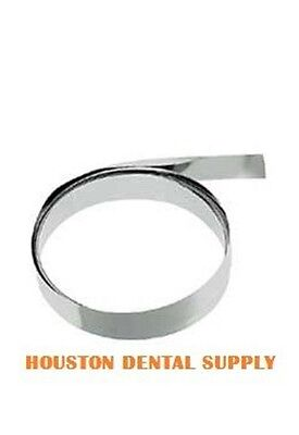 Dental Matrix Band Roll 316 10 Feet Stainless Steel Us Seller