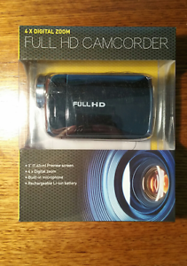 Full HD 1080p Camcorder Padstow Bankstown Area Preview