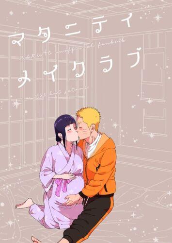 NARUTO x HINATA Doujinshi (B5 28pages) satomi a 3103 hut Maternity make Love