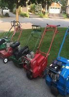 Lawn Care Spring Clean - Ups!!!!