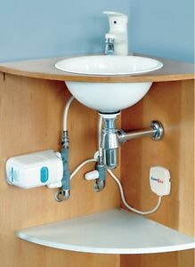 4 5 kw 240v instant water heater dafi in line under sink new for Water line heaters