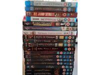 Dvd and blu ray bundle x18