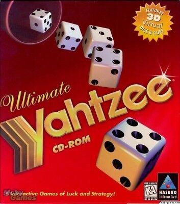 ULTIMATE YAHTZEE +1Clk Windows 10 8 7 Vista XP Install