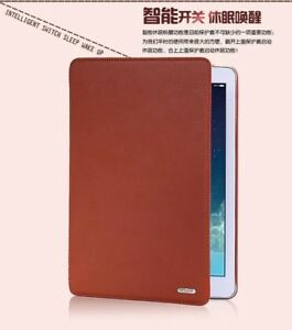 Luxury Genuine Leather Case for APPLE 9 in TABLET