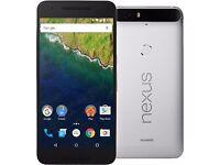 Nexus 6P 32GB Silver Unlocked, Brand New sealed