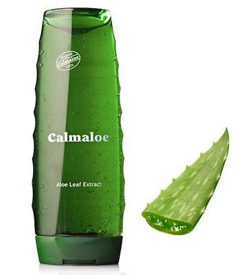 Canarias Cosmetics CALMALOE GEL 300 ml Aloe Vera Leaf Extract für Haut/Haar