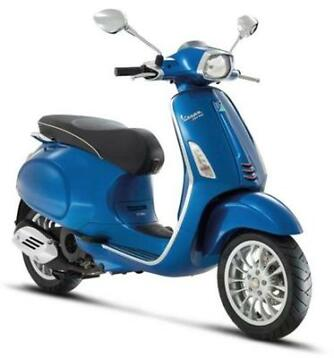Vespa Sprint 4-takt brom- en snor vanaf €3.174,- ALL-IN