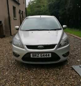 Ford focus 2008 cheap road tax