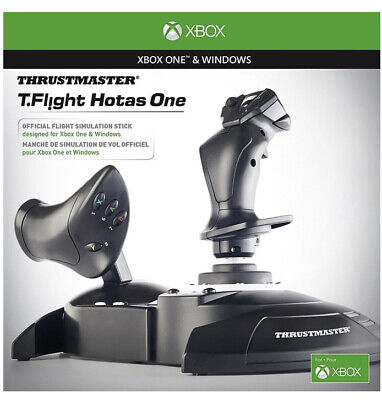 Thrustmaster T-Flight Hotas One Joystick For Xbox One And PC Brand New